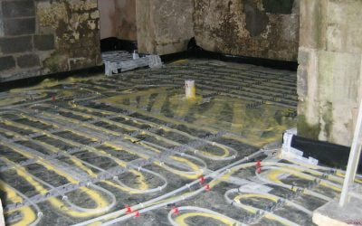 Key things to consider before Installing Heated Floors